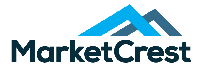 MarketCrest Digital Marketing Agency Logo